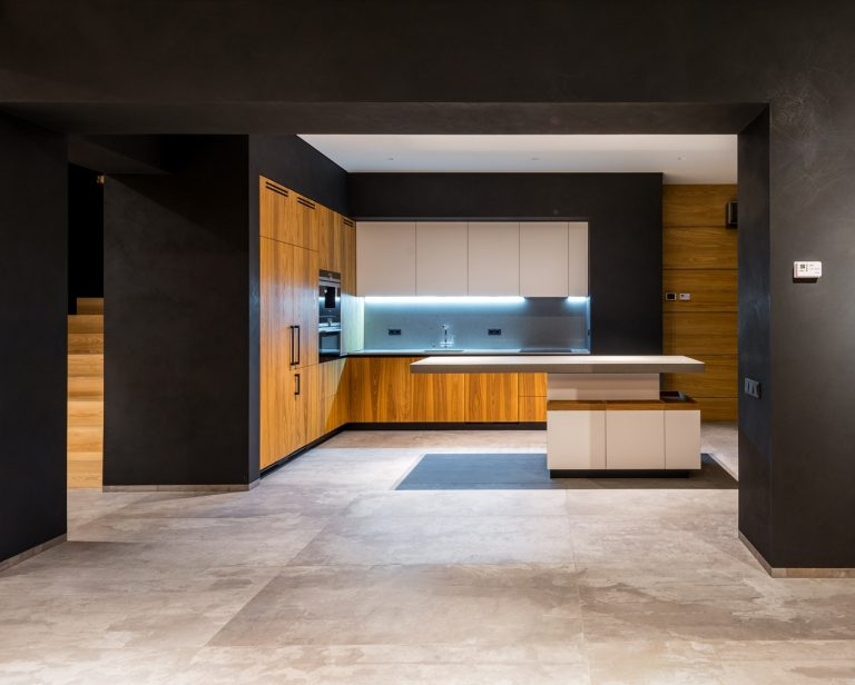 renovated interior