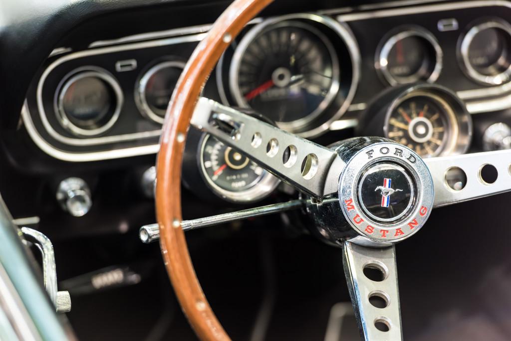 luxury vintage ford