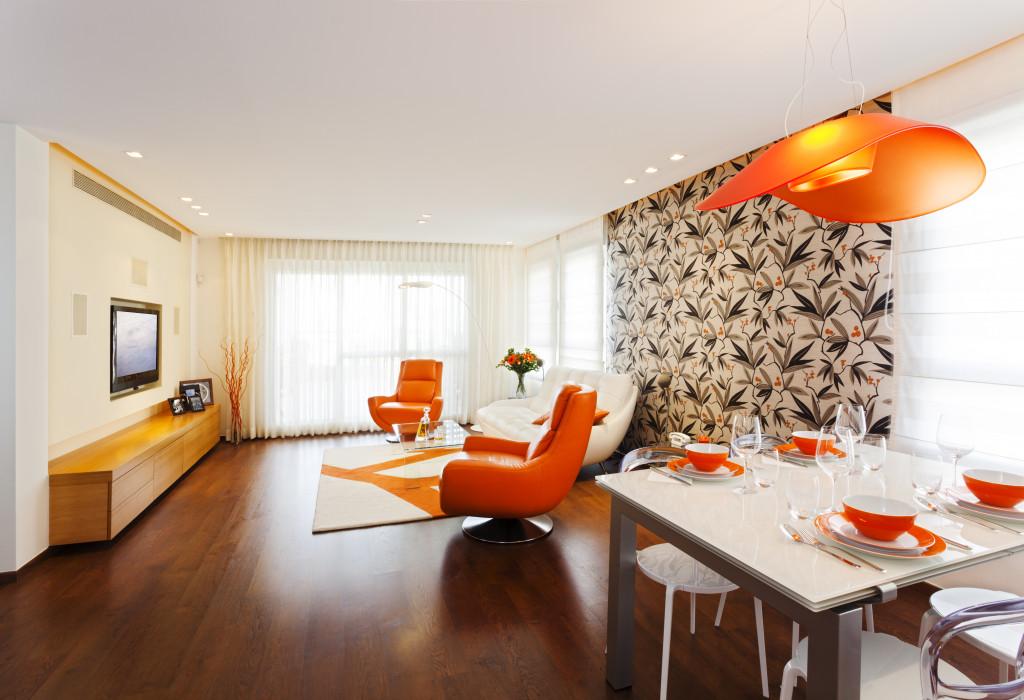 fancy home interior